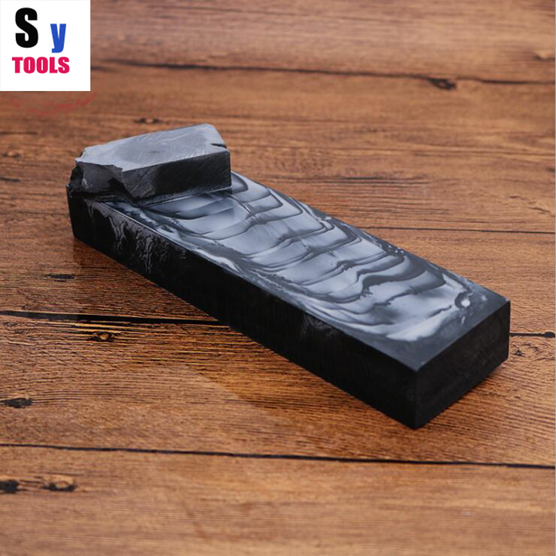 5000 Grit guangxi natural bluestone Water mud stone Kitchen knife Homeuse grindstone 8 200*50*25mm5000 Grit guangxi natural bluestone Water mud stone Kitchen knife Homeuse grindstone 8 200*50*25mm