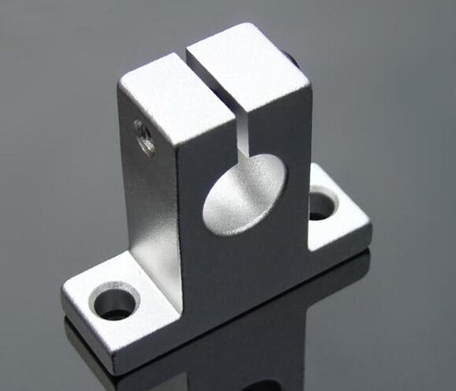 d8076006a8 4 pz Verticale telaio in alluminio di tipo T staffa di fissaggio motore  sedile staffa di