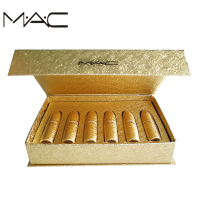 Mac makeup 6 Different Colors Lipstick Set Matte Lipstick Sexy Miss Rose Long lasting Pencil Lip Stick Cosmetic With Gift Box