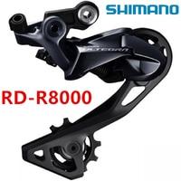 Shimano Ultegra R8000 RD R8000 road bike bicycle 11speed Rear Derailleur 5800 6800 SS GS bicycle Derailleurs 11 Speed 22 Speed