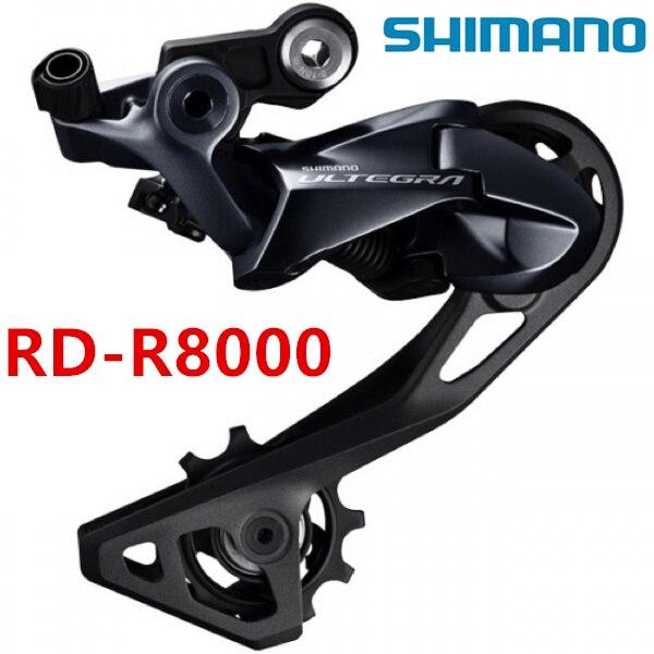 Shimano Ultegra R8000 RD-R8000 vélo de route vélo 11 vitesse Dérailleur Arrière 5800 6800 SS GS vélo Dérailleurs 11-Speed 22-Speed