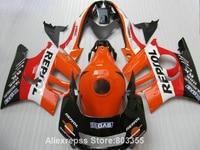 Style kits for Honda CBR 600 f3 1995 / 1996 Fairings cbr 600 ( repsol Orange ) fairing kit 95 96 xl84
