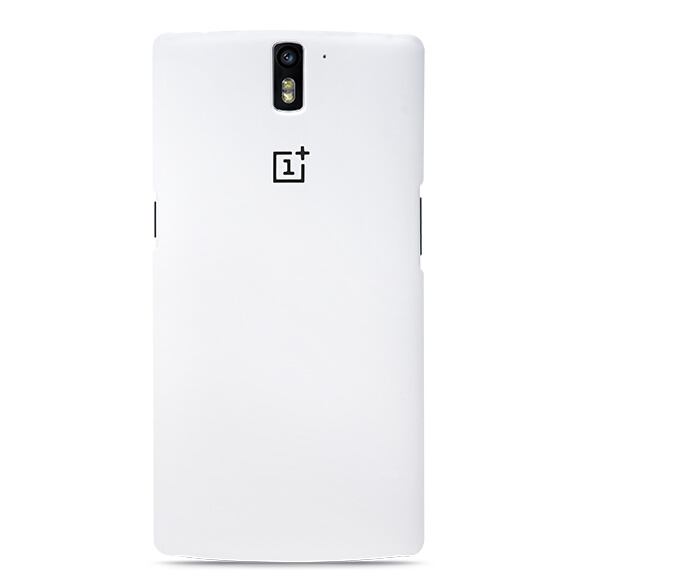 Free shipping 2014 New High quality crystal transparent and color shell cover back case for oneplus