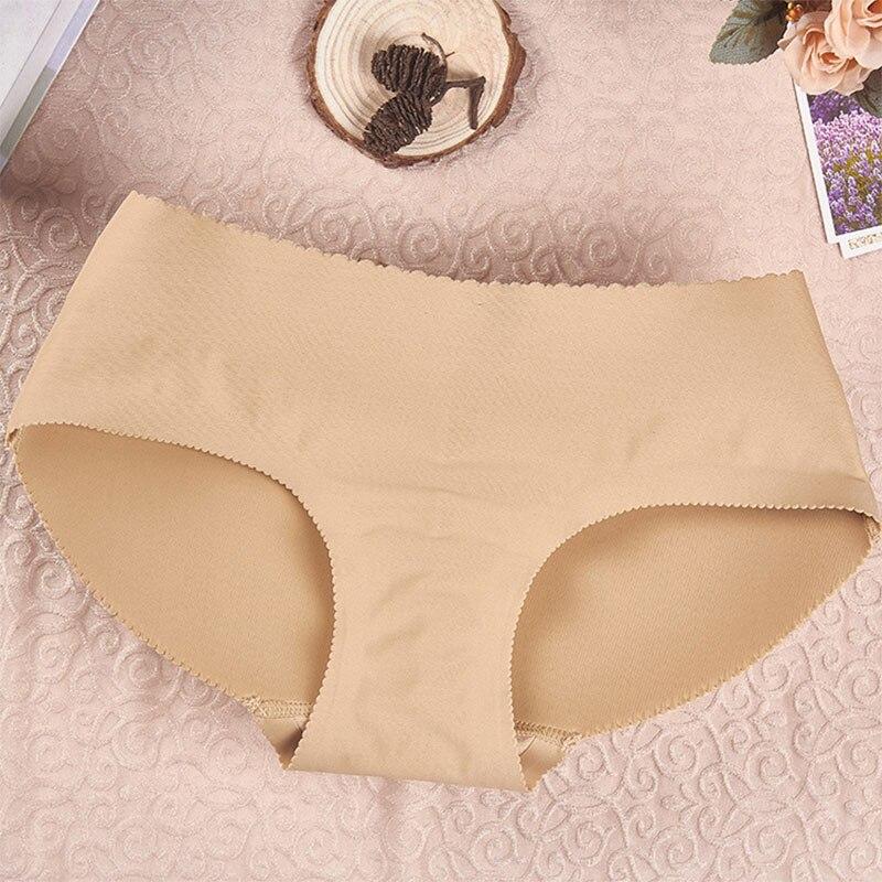 2f66ebca7 Hot Shaper Pants Sexy Boyshort Panties Woman Fake Ass Underwear Push Up  Padded Panties Buttock Shaper ...