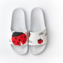 купить Women Shoes Flat Summer Beach Slippers Home Slipper Fashion Outdoor Unisex Flip Flop Casual Couple Beach Sandal Brand Shoes по цене 771.49 рублей