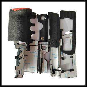 Новый оригинальный набор резиновых ручек для корпуса резиновый нижний резиновый CF резиновый для Nikon D5 запасные части