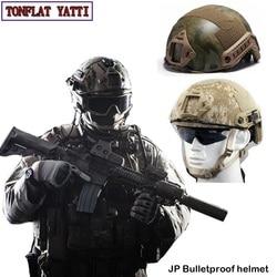 Militärarmee tactical swat police kugelsichere Helm NIJ IIIA Aramid JP kampf paintball gun selbstverteidigung schnelle ballistischen er