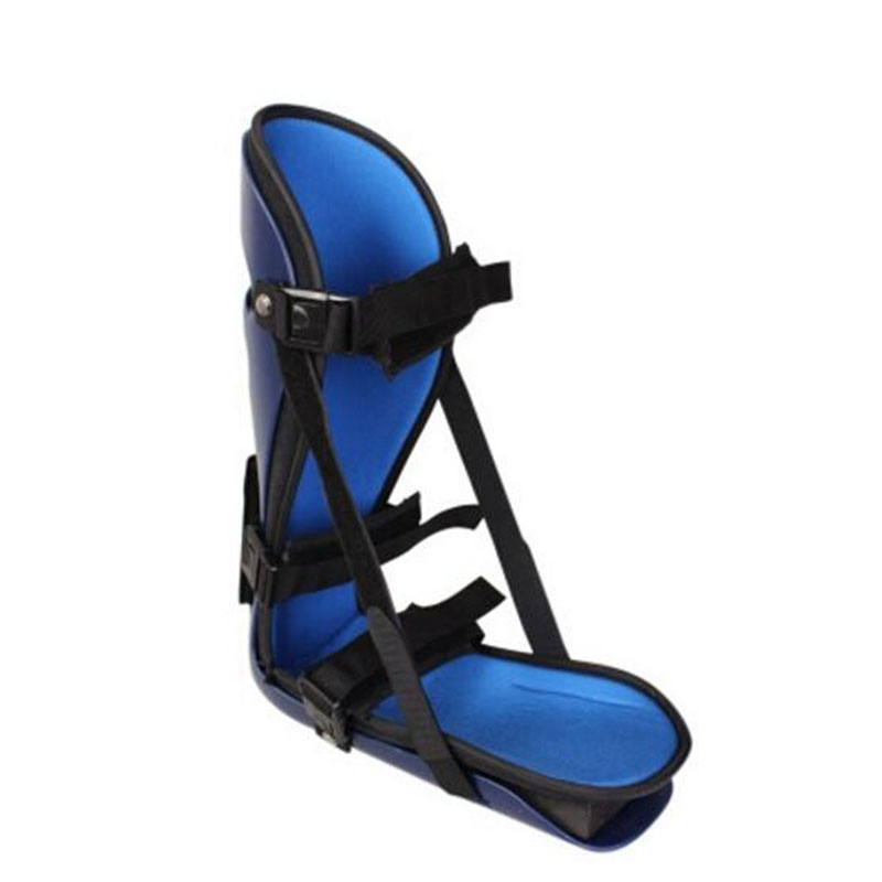 Inside and outside the eight correct foot drop orthotics hemiplegia ankle joint fracture fixed with a joints with a fixed belt dislocated fracture gesso splint ankle support