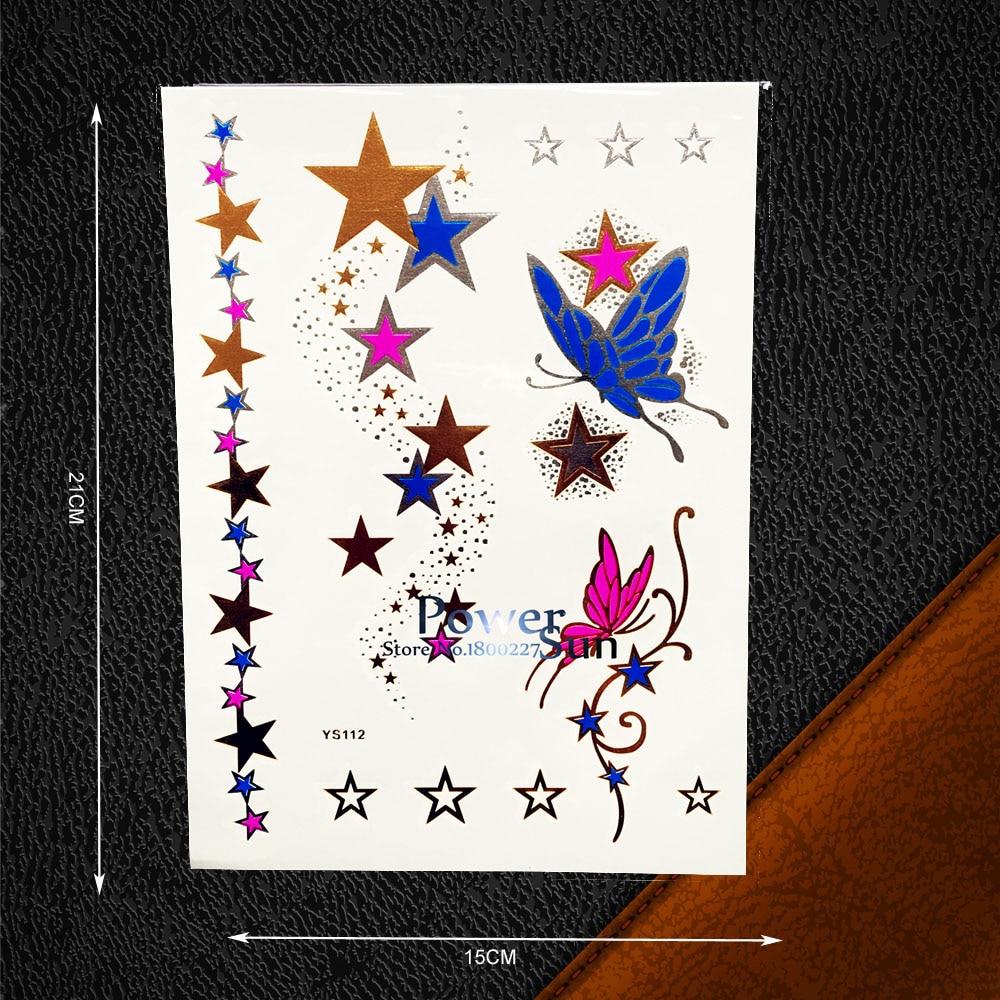 Achetez en gros bleu toiles tatouages en ligne des - Tatouage rose bleu ...