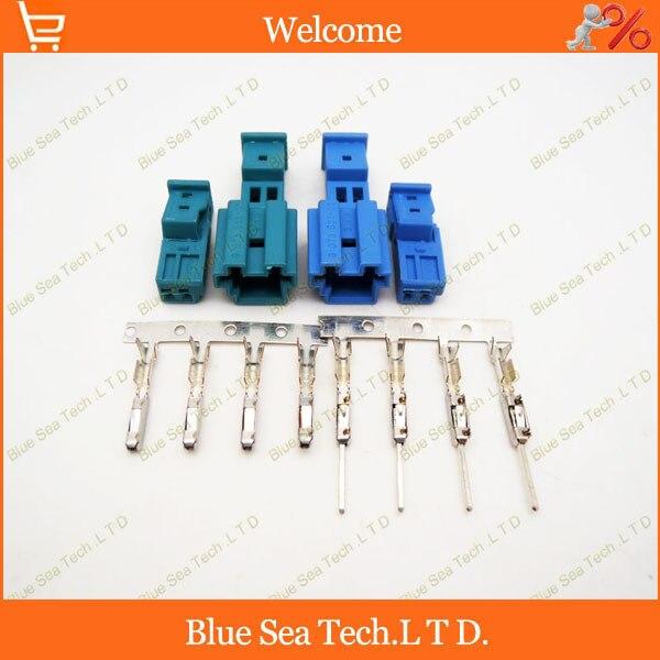 2 sätze zwei farbe 8 1452577 A/9 968554 1A Auto Lautsprecher stecker ...