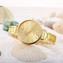 Women's watches Relogio feminino Fashion Women Crystal Stainless Steel Analog Quartz Wrist Watch Bracele Wrist Watches for women