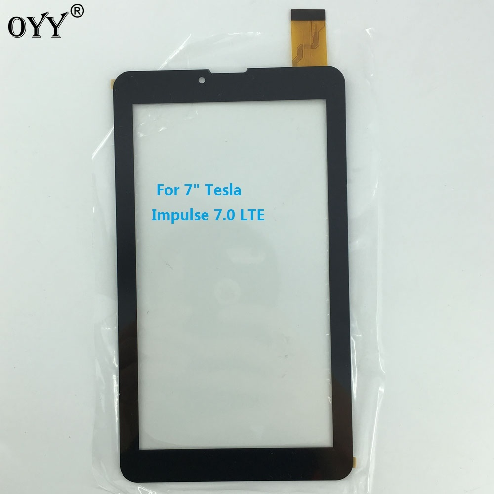 7 inch capacitive touch screen capacitance panel digitizer glass  For 7 Tesla Impulse 7.0 LTE7 inch capacitive touch screen capacitance panel digitizer glass  For 7 Tesla Impulse 7.0 LTE