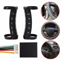 New Wireless Bluetooth Car Steering Wheel Remote Controls Use For Universal DVD Navigation With Direction Control