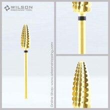 Typhoon Bits - Extra Coarse(1140488) - Gold -  WILSON Carbide Nail Drill Bit
