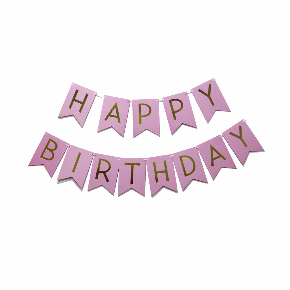 online buy wholesale paper birthday banners from china