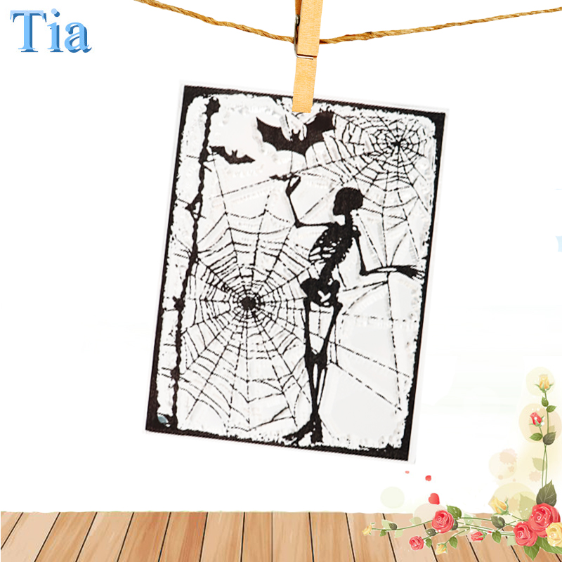 Deer Silicone Transparent RUBBER Stamp lattice Skeleton Clear stamps Brick Brid stamp seal  DIY Scrapbooking for card making lovely animals and ballon design transparent clear silicone stamp for diy scrapbooking photo album clear stamp cl 278