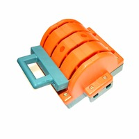 Heavy Duty 4Poles Double Throw 4PDT 60A Safety Knife Blade Disconnect Switches