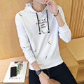 Brand Clothing 2016 Hooded Mens Hoodies Pullovers Banana Printed Casual Men Sweatshirts Quality Big Size Tracksuit For Men 5XL-M