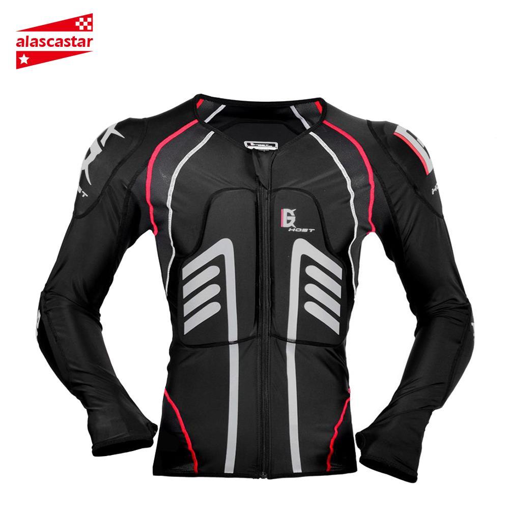 2019 Motorcycle Jacket Men Motocross Protective Gear Chaqueta Moto Jacket Motorcycle Armor Protection Racing Body Armor Moto