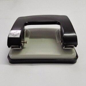 Image 5 - Multifunctional Meidum โลหะ 2   Hole Punch สำหรับ A3/A4/A5/B4/B5 กระดาษคู่ keypunch รูขนาด 6 มิลลิเมตร 20 กระดาษ time เบอร์ 9660