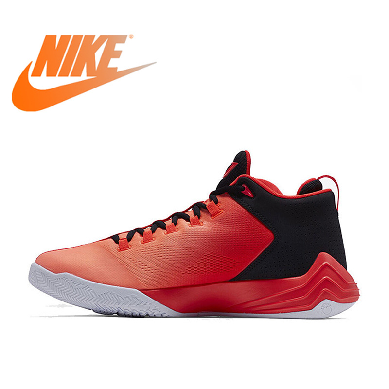Chaussures de basket-ball respirantes haut de gamme NIKE Originals Original pour hommes chaussures de Sport en plein air chaussures de Sport antidérapantes