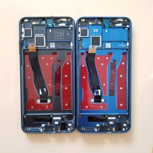 """Bildschirm Mit Rahmen 6,5 """"Für Huawei Ehre 8X JSN L21 JSN L42 LCD Display Touchscreen Digitizer Montage Ersatz LCD Display"""