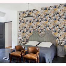 Aufkleber 3d Wand Wohnzimmer Papier Ziegel Stein Aufkleber An Der Wand  Aufkleber Wohnkultur
