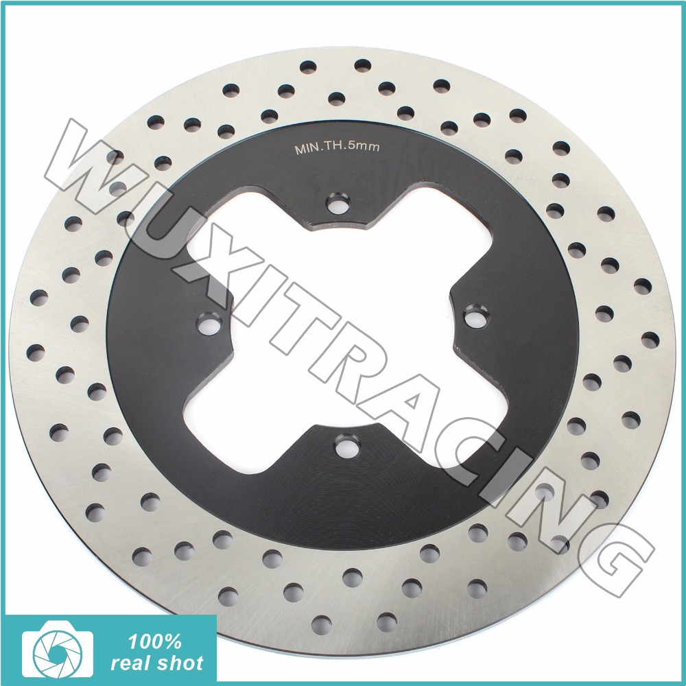 Rear Brake Disc Rotor for SUZUKI GSX 250 400 600 F FA Across S SS Katana Impulse X Z  1988-1997 90 91 92 93 94 95 96 1999 2005 палантин piazza italia piazza italia pi022gwxdk10
