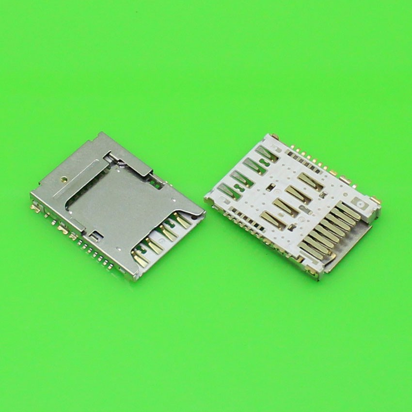 2pcs Good Quality SIM Card Tray Holder Slot Reader For Samsung Galaxy Mega 6.3 i527 i9200 i9205 New In Stock +Tracking