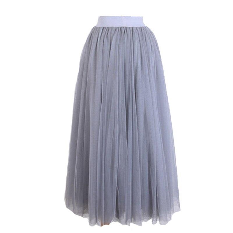 Aliexpress.com : Buy Long Flowy Skirt 2015 Women Summer Maxi Tutu ...