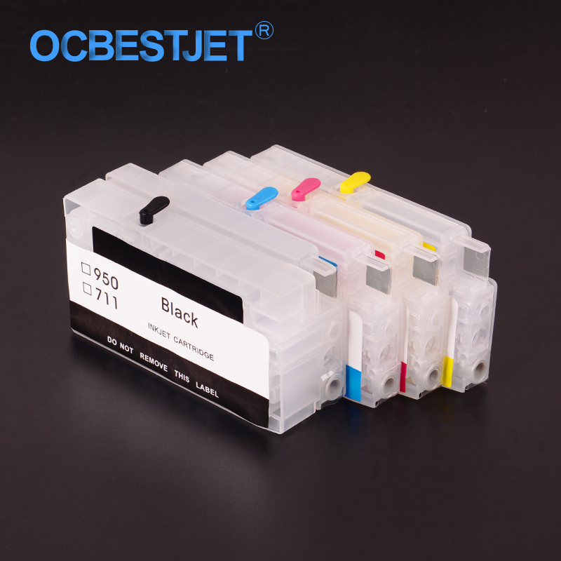 HP DesignYear T120 T520 принтері үшін HP 711 бос - Кеңсе электроника - фото 4