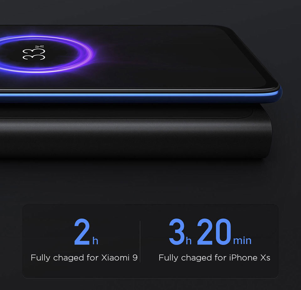 XIAOMI States Wireless Fast 4