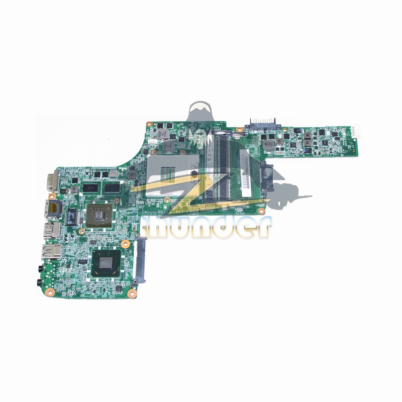 DABU5DMB8E0 A000095810 Main Board for toshiba satellite L730 laptop motherboard HM65 GT310M Video Card DDR3