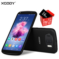 Free 16G SD Card XGODY 3G Unlock Dual Sim 6 Inch 18 9 Smartphone Android 6