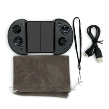 Compact Size Extensible Design Wireless Bluetooth Game Controller High Speed 400mAh Battery Joystick for IOS Smartphone