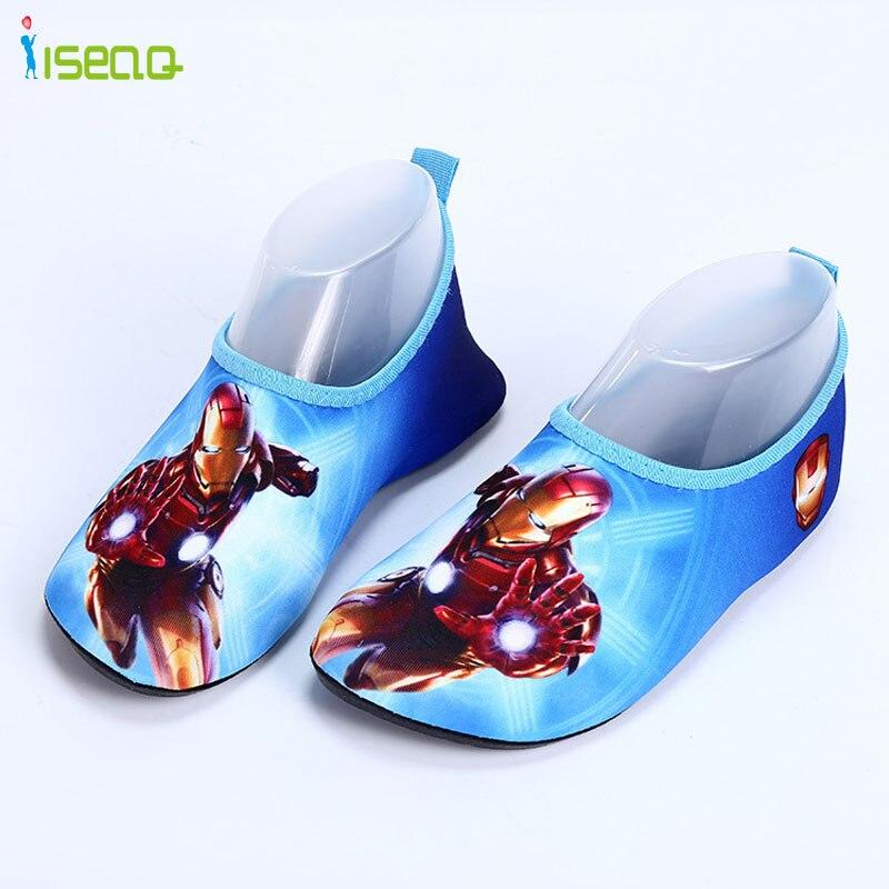 los niños zapatos de natación zapatos de playa de dibujos animados - Zapatos de niños