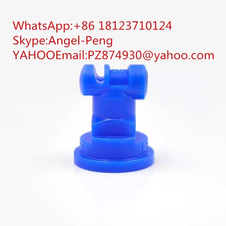 Teejet Nozzle Tip Plastic Wide Angle Flat Fan Spray