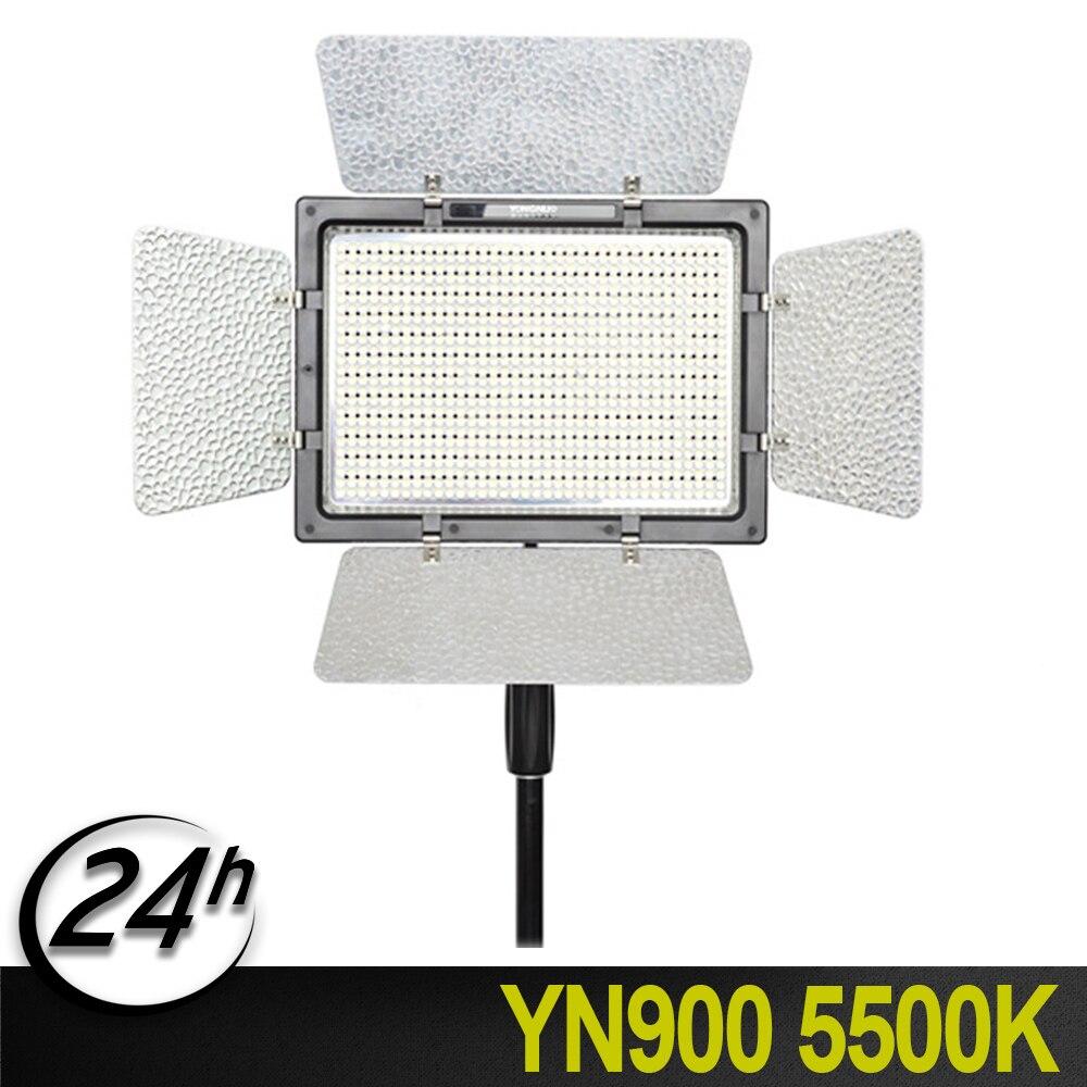Nouveau YONGNUO YN900 5500 k Vidéo Led 900 LED perles Télécommande Par Téléphone APP Vidéo Lumière Éclairage Extérieur Solut led Éclairage