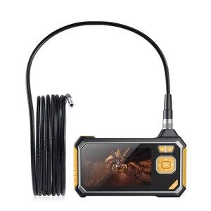 Image 1 - Endoscopio Industrial 1080P HDProfession boroscopio Digital 4,3 pulgadas LCD serpiente cámara de vídeo impermeable cámara de inspección