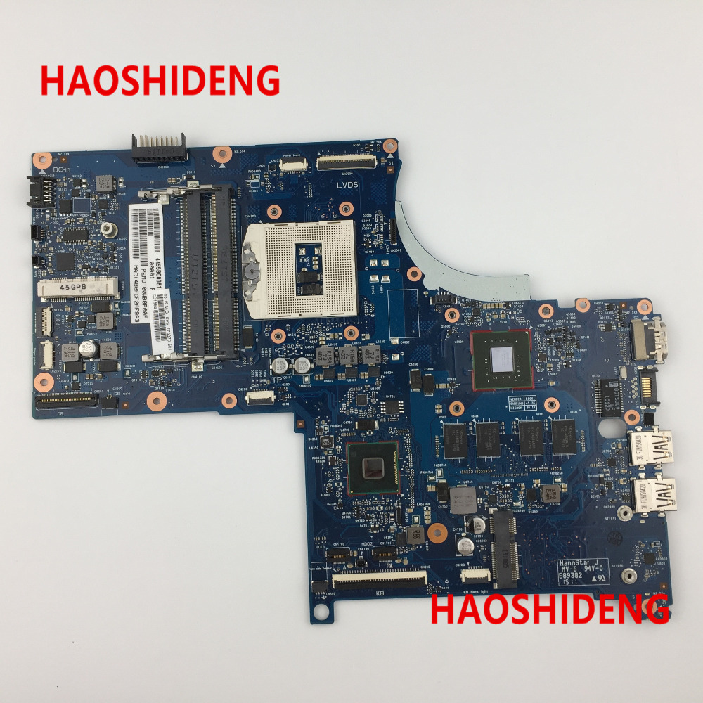 Free Shipping, 773370-501 for HP ENVY 17-J  17T-J series motherboard with HM87 840M/2G.All functions 100% fully Tested ! free shipping 720566 501 for hp envy 15 j 15t j motherboard 740m 2g hm87 all functions 100% fully tested