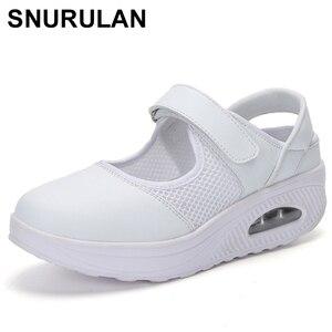 SNURULANFashion Nurse Shoes La