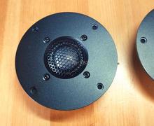 زوج 2 قطعة ميلو ديفيد الصوت النقي BE البريليوم قبة مكبر الصوت مكبر 92db 50 واط NEO magne (2020 النسخة الجديدة)