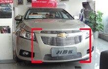Front center grille grill trim 3pcs for Chevrolet Cruze 2009 2010 2011 2012 2013 J300 sedan