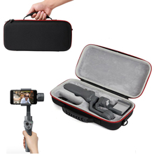 DJI OSMO MOBILE 2 Portable Box EVA Shoulder Bag handbag Carrying case for Osmo mobile 2 Handheld Gimbal Stabilizer Accessories dji osmo family osmo osmo plus osmo mobile which is your suitable choice 4k handheld gimbal stabilizer free dhl ems