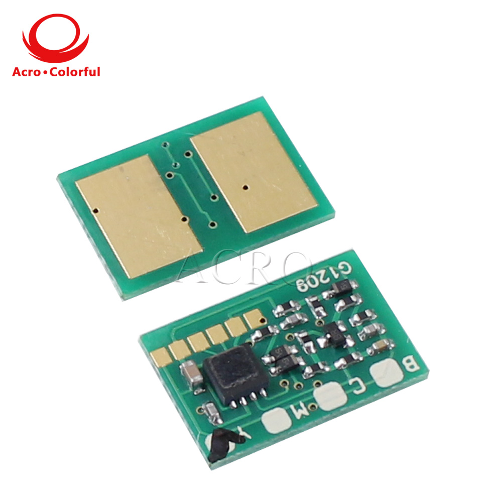 45536424 45536423 45536422 45536421 toner chip for <font><b>OKI</b></font> C911 <font><b>C931</b></font> C941 C942 page yield 24K four colors alternative image