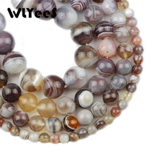 WLYeeS Natural Stone Persian Carnelian 6/8/10/12mm Fashion Accessories round Loose Bead for Jewelry Making Necklace Bracelet DIY