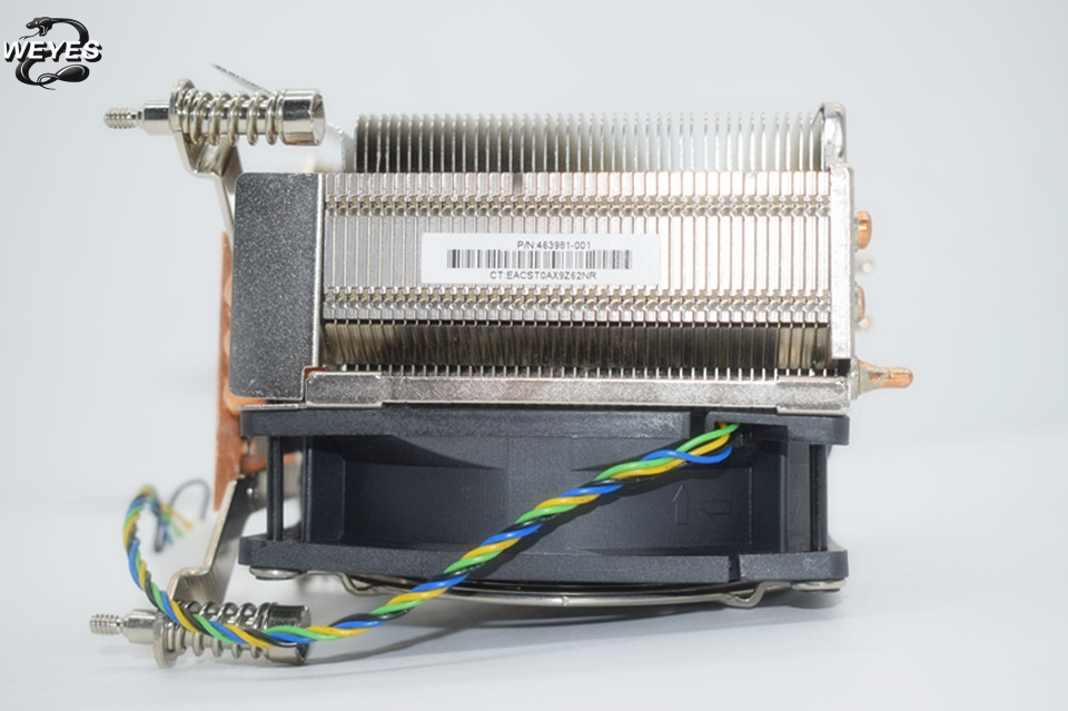 463981-001 for Z400 Z600 CPU Heatsink with Fan used condition bum60s 04 08 54 001 vc a0 00 1113 00 used in good condition need inquiry