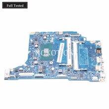 NOKOTION 15208-2 448.06J04.0021 NB.G7C11.002 Main board For Acer aspire V3-372 V3-372T Laptop motherboard i3-6100U SR2EU DDR3