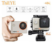 ThiEYE i60e 4K Zoom WIFI Action Camera Full HD 1080P/ 60fps 2.0″ LCD Go 40M Waterproof pro Mini Video Outdoor Diving Sports Cam