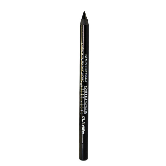 Party Queen Brand New Eye Liner Pencil Makeup Long Lasting Eyeliner Waterproof Black Brown Color Pencil Eyeliner Gel 4